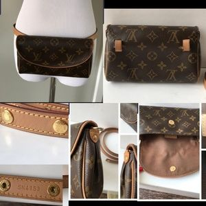 24 hour sale!!! Authentic Louis Vuitton fanny pack
